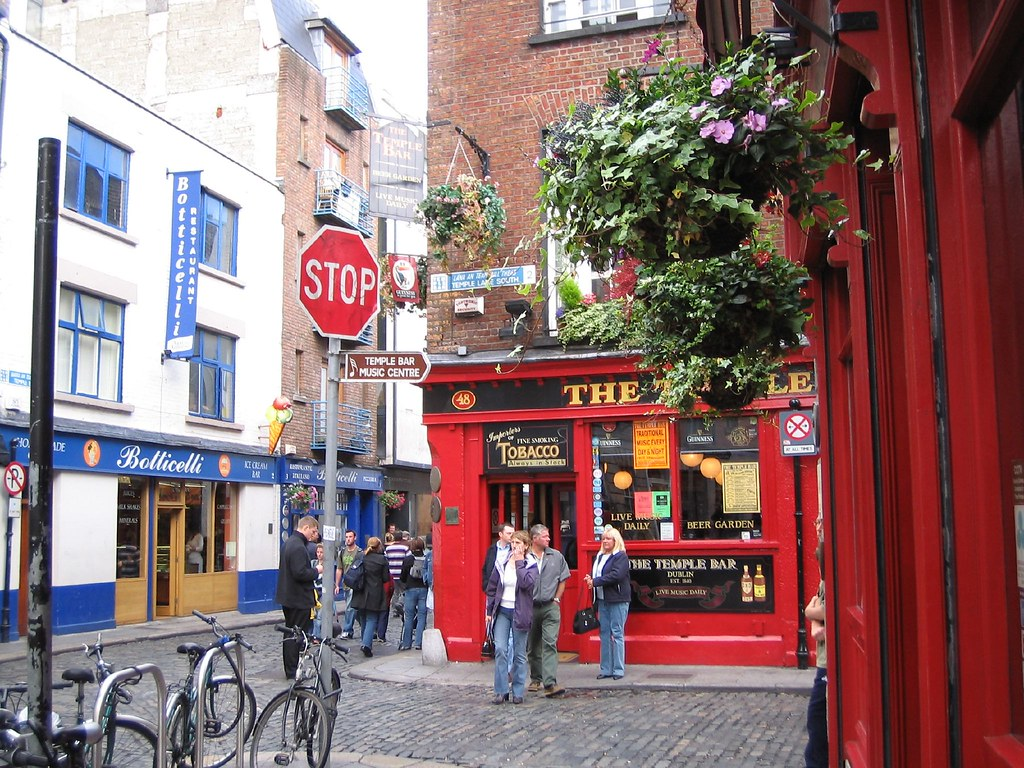 Templebar Dublin, Ireland