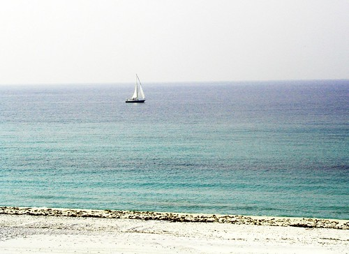 ocean blue beach gulfofmexico water sailboat geotagged boat florida pensacola geo:lat=30326925 geo:lon=87162856