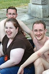 Picnicking (2) (OwenBlacker) Tags: gay shirtless london me smile smiling self geotagged picnic jen pride charlie laugh laughter kensingtongardens gaypride europride llundain pridelondon queencarolinestemple owenblacker queenstemple jennyblower europride2006 europridelondon pridelondon2006 matthewmalthouse geolat51506318 geolon0175996