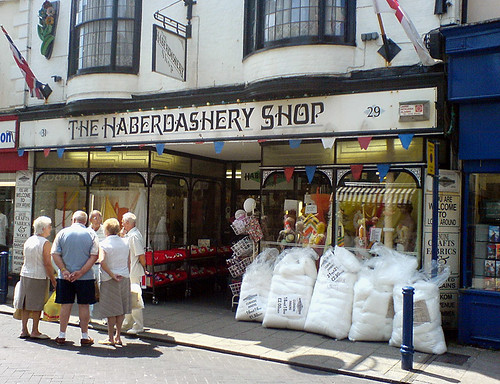 the haberdashery shop by xtinalamb.
