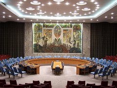 Security Council Chambers