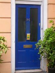 West London front door