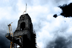 Baker Street (Simon Crubellier) Tags: uk england london tower clock westminster clouds canon eos europe bakerstreet eos20d simoncrubellier