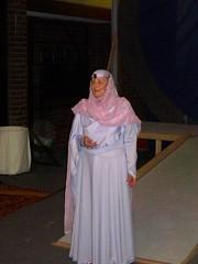 Janice as Amanda Grayson