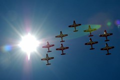 Canadian Snowbirds (Nikographer [Jon]) Tags: canada md andrews force air maryland 2006 canadian airshow airforce base snowbirds usairforce jsoh andrewsairforcebase canadiansnowbirds jointserviceopenhouse jointserviceopenhouse2006