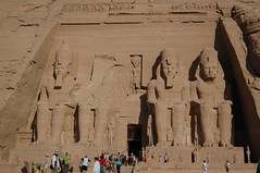 Abu Simbel (orclimber) Tags: ancient ruins desert egypt 2006 traveller egyptian ramses imaginative abusimbel pharoh imaginativetraveller orclimber