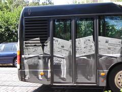 Public transportation in Helsinki (Anna Amnell) Tags: bus publictransportation vehicles julkinenliikenne kulkuneuvoja