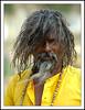 Sadhu at Sangam 03 (Arif Siddiqui) Tags: portrait people india portraits faces photojournalism photojournalist theface arunachalpradesh