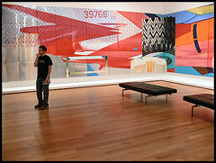 F-111 (t_a_i_s) Tags: nyc museum james moma rosenquist museumwatchers