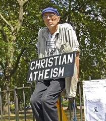 Christian Atheism - Happiness in a bad world