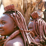 Chicas Himba / Himba Girls