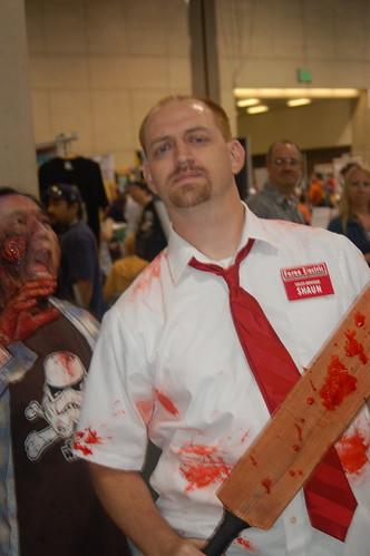 Comic Con 2006: Shaun