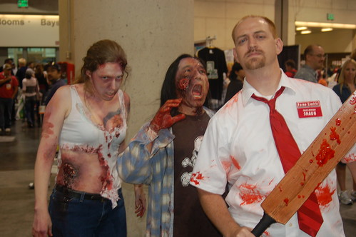 Comic Con 2006: Shaun and the Dead