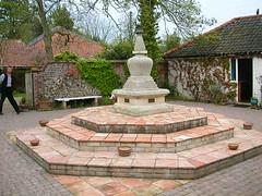 Stupa courtyard 2