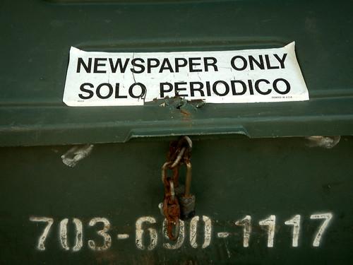 periodismo basura