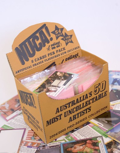 nuca cards retail box