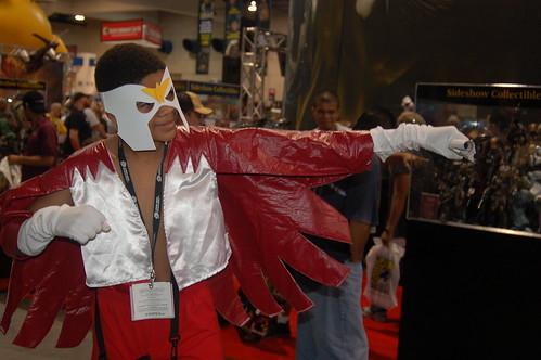 Comic Con 2006: Falcon