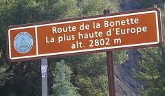 Col de la Bonette - The Start