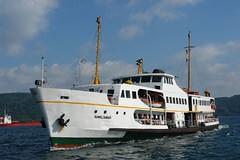 Ferry (CharlesFred) Tags: summer turkey turkiye 2006 istanbul İstanbul turkije turquia bosphorus turchia