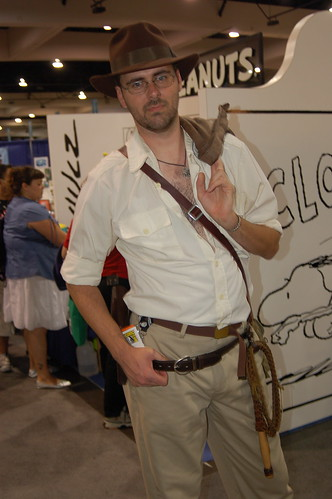 Comic Con 2006: Indiana Jones