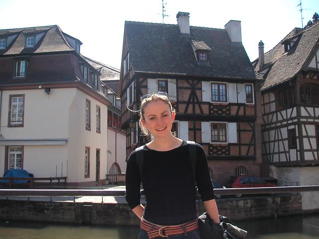 Corrie in Strasbourg