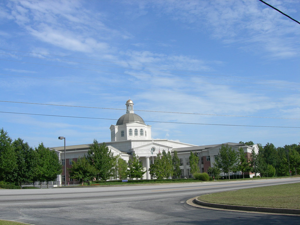 Douglas County Court House