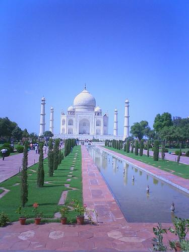Taj Mahal por pacifer.