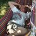 Kevin in hammock
