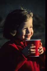 a coke and a smile.... - by Carmelo Aquilina