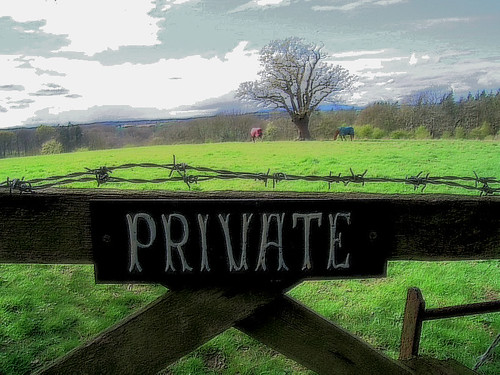 PhotoFriday Challenge ~ 'Private'