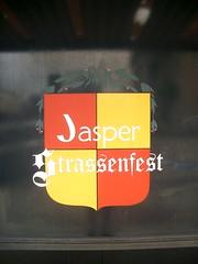 Jasper Strassenfest logo