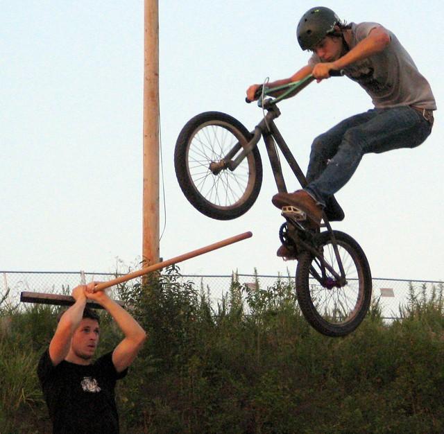 Stunt Bike Demo