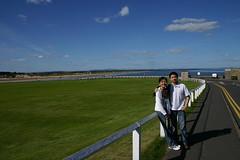 My Good Friend Daniel Dan & His GF (Justin Qian) Tags: life scotland abstracts memorable