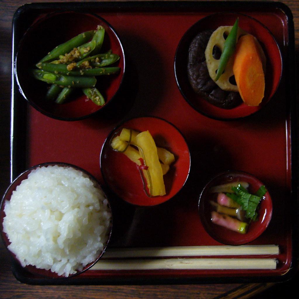 meal for ancestor
