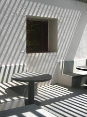 Shadow Play (Meanest Indian) Tags: shadow india architecture jaipur rajasthan charlescorrea jawaharkalakendra