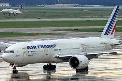 FGSPE081906IAH.jpg (N77022) Tags: france beautiful plane airplane bush air houston aeroplane dirty boeing af 777 iah airfrance 772 afr