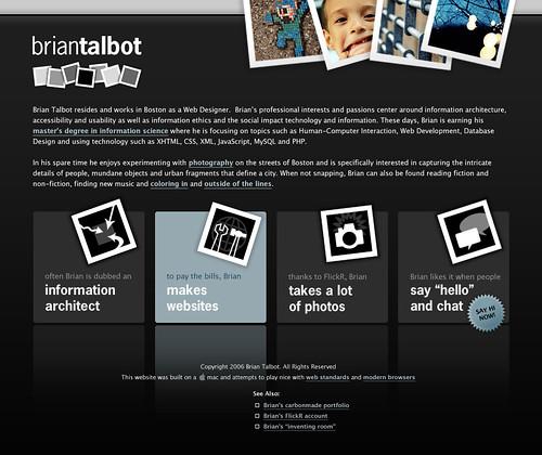 xHTML background
