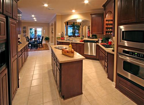 www.BuilderBlueprint.com kitchen2 por Carson Coots.