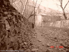 alley (Dream Land) Tags: old iran vilage