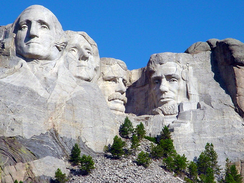 Is your company as solid as Mt. Rushmore? Photo from Flickr.com