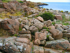 North-western coast 1 (G. For.) Tags: bornholm sandvig gformicki