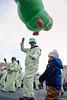 Balloon rope toddler