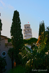 A DIFFERENT POINT OF VIEW (fabiogis50) Tags: pisa toscana leaningtower tower torre torrependente