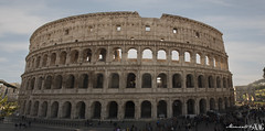 Coliseo (Moments by Xag) Tags: monumento monument coliseo roma italia italy city ciudad travel viajes antiguo romano historia history gladiator gladiador street calle xag nikon d610 2470mm momentsbyxag