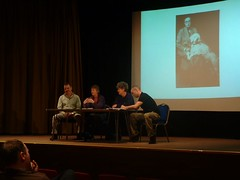Panel discussion with Paul Barlow, Sue Donnelly and Linda Pointing. Chaired by Matt Cook