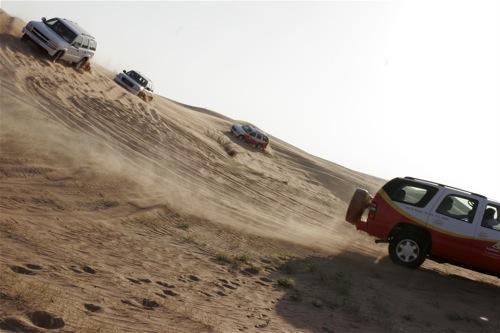 Dubai Desert Safari - 14