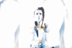 M zag een beetje wit (3FM) Tags: music white festival lowlands mo muziek wit staart 2015 biddinghuizen 3fm m witgezicht fotograafbulletray gebaldevuisten lowlands2015