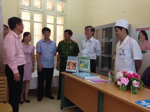 AHF Vietnam Clinic Opening Ceremony