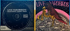 Yardbirds Live at The Anderson Theatre  1968 Featuring Jimmy Page (standhisround) Tags: music rock live album cd group band blues cover cdcover albumart jimmypage yardbirds psychedelicrock cdalbumart jimmccarty keithrelf chrisdreja liveyardbirds