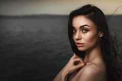 (ivankopchenov) Tags: portrait people girl forest outdoor